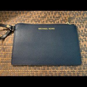 Michael Kors slim wristlet